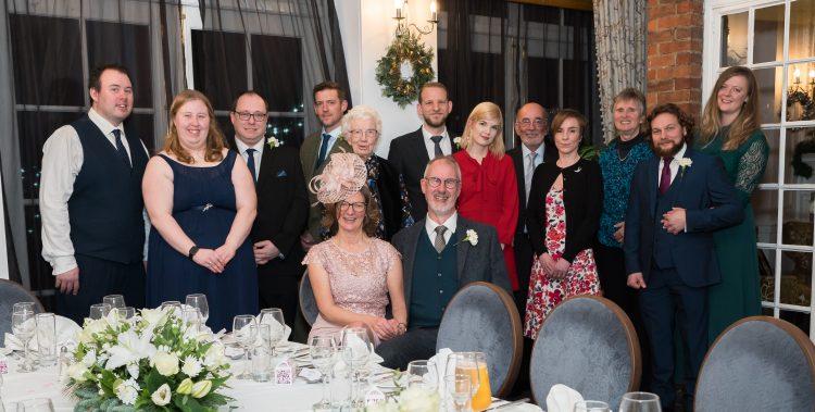 The Wedding of David & Jenny at Milford Hall Hotel & Spa in Salisbury, Wiltshire
